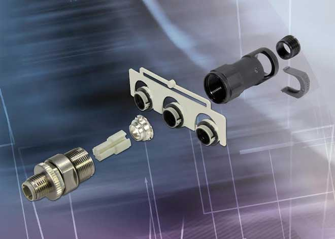 Harting M12 with conduit