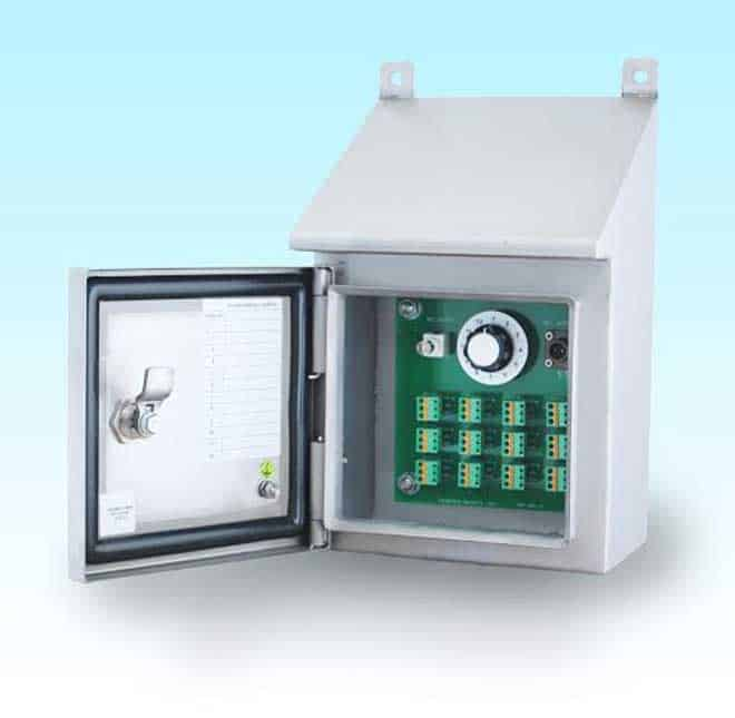 multi sensor switchbox