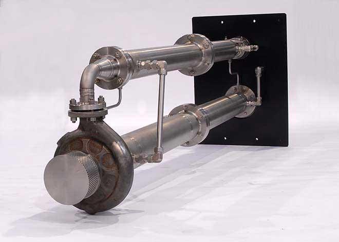 Vertical Sulphur Pump