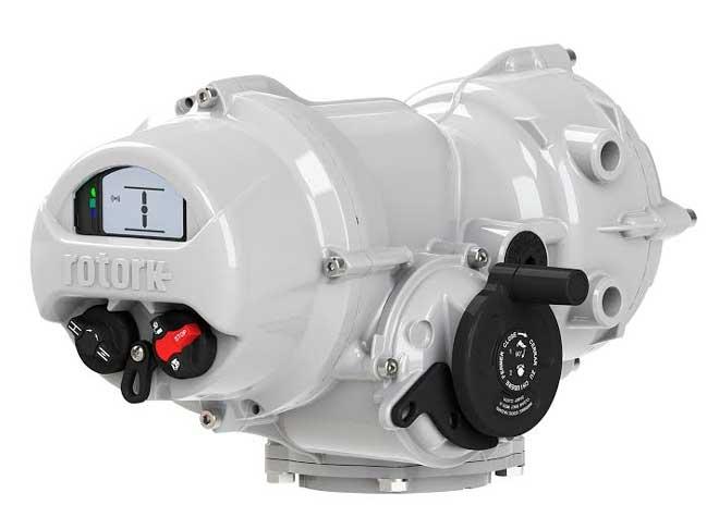 part turn valve actuator