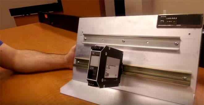 DIN-Rail Adapter