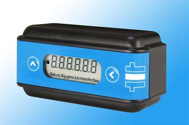 Digitalfrequenz-Durchflussmesser