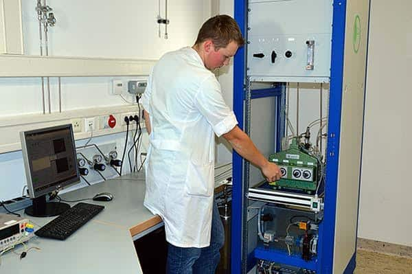accredited co2 calibration