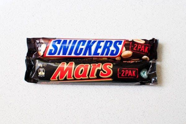 154bb967f2e Mars en Snickers bars teruggeroepen in Europa - Process Industry ...