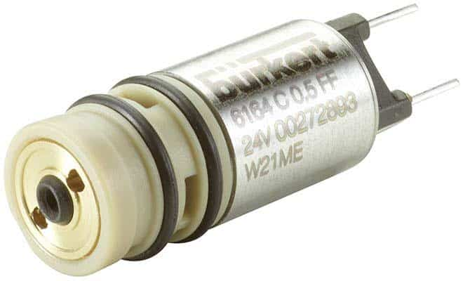 burkert cartridge valve