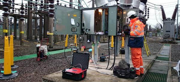 maintenance SF6 Gas