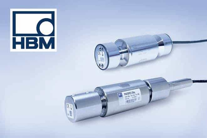 PW25-PW27 load cells