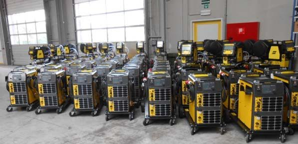 Esab Welding Machines