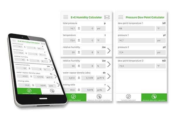 Humidity Calculator App