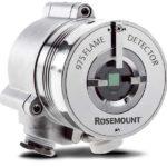 Detectores de chama Rosemount 975