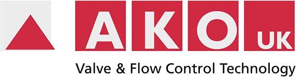 Logotipo de Ako Valves
