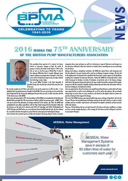BPMA - British Pump Manufacturers Association