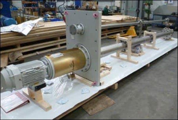 Amarinth API 610 VS4 pumps