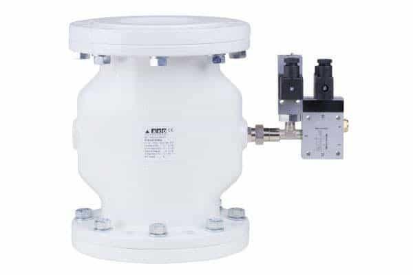Interruptor de presión de válvula de solenoide montado