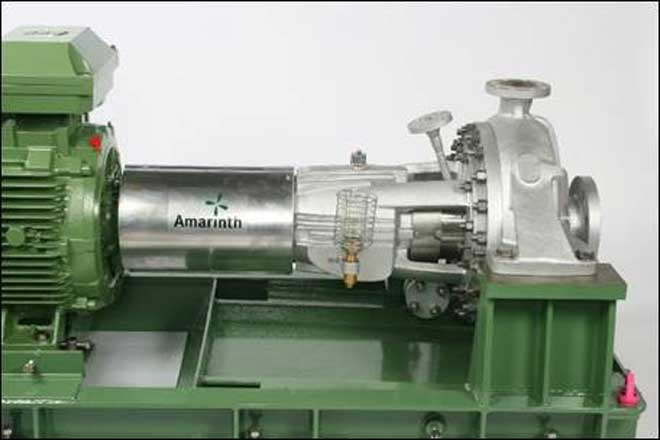 Amarinth API 610 OH2 pump