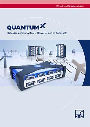 QuantumX Datenerfassungssystem