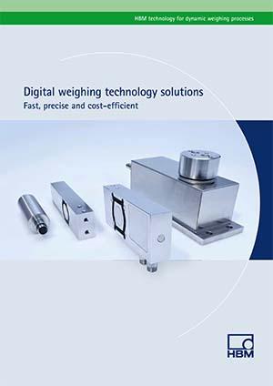 Solutions de technologie de pesée numérique