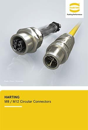 Цилиндрические соединители M8 / M12