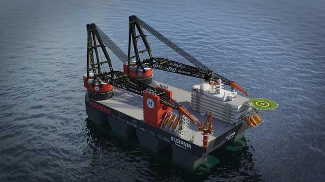 Valve Remote Control Solution Helps World's Largest Offshore Crane Vessel  Builder - Process Industry Informer