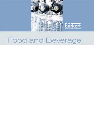 Fluid Control Solutions: Food and Beverage