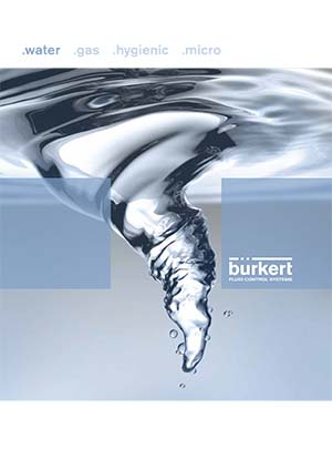 Burkert Segment Wasser