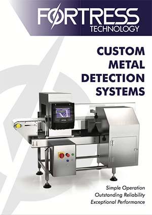Benutzerdefinierte Metalldetektionssysteme-Abdeckung