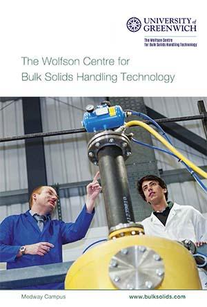 Der Wolfson Centre for Bulk Solids Handling