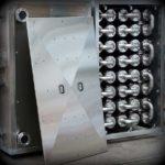 HRS heat exchanger technology