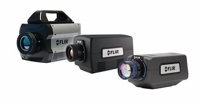 Four High-performance Infrared Cameras for Research Community Introduced -  Process Industry Informer