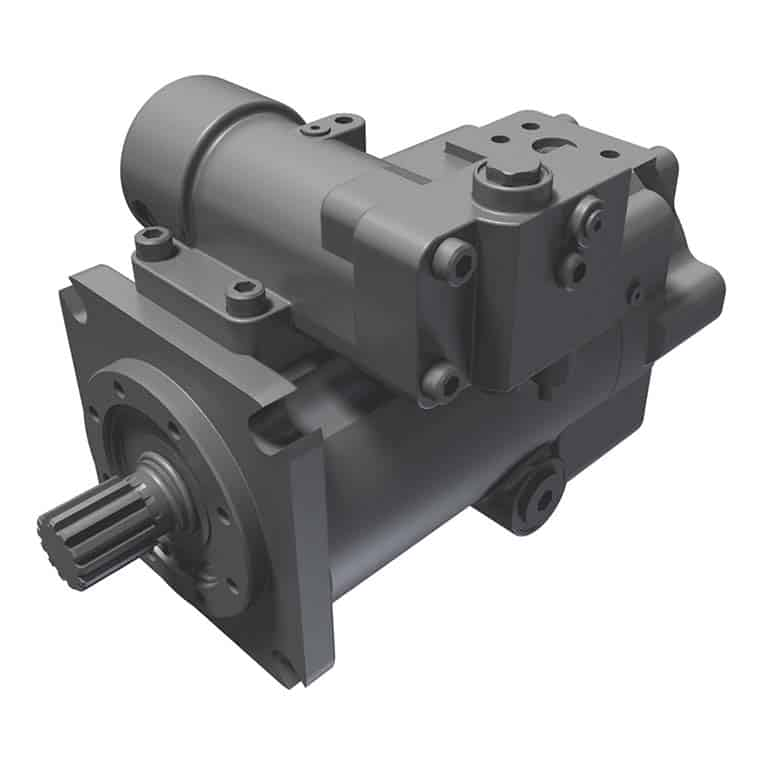 Oilgear axial piston pump