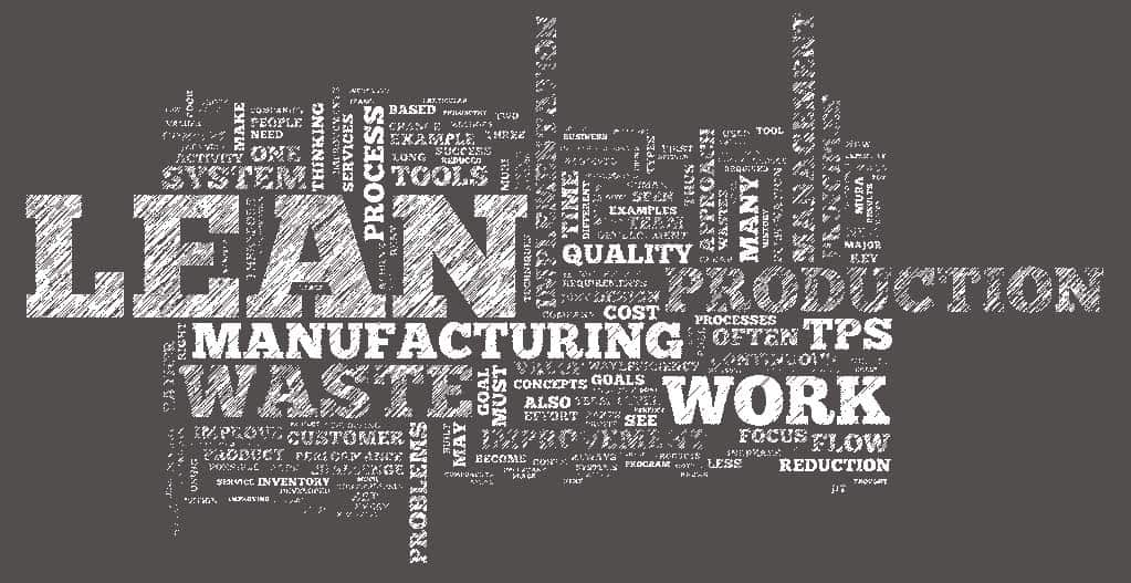 how does lean manufacturing promote change despite bad press