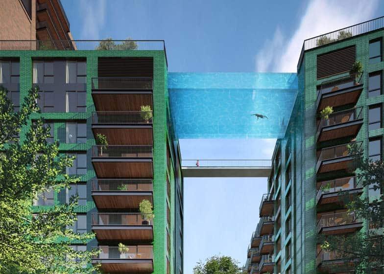 Sky Pool Arup Associates