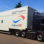 trailerised boiler package