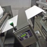Metallerkennung Innovation auf einer Rolle