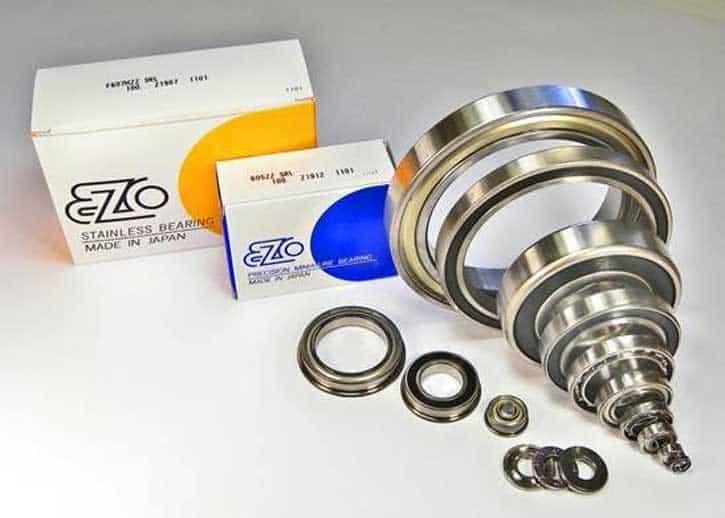 英国分销商EZO轴承
