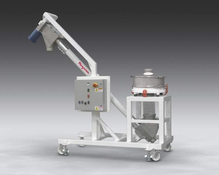BEV-CON™ Mobile Flexible Screw Conveyor