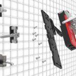 Sistema de montagem Eazi-fit
