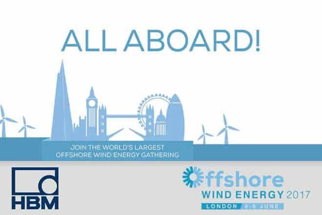 hbm offshore wind energy show