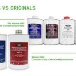Imitation oils