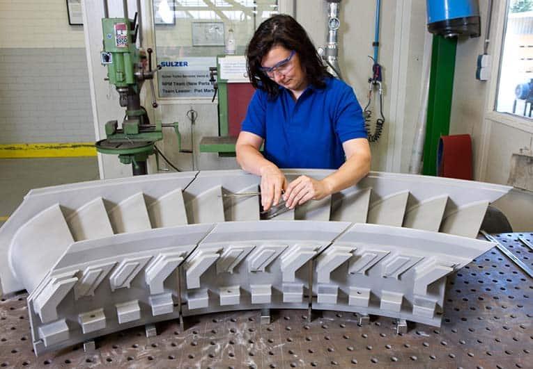 Process plant maintenance