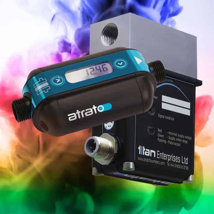 atrato low flow flowmeters
