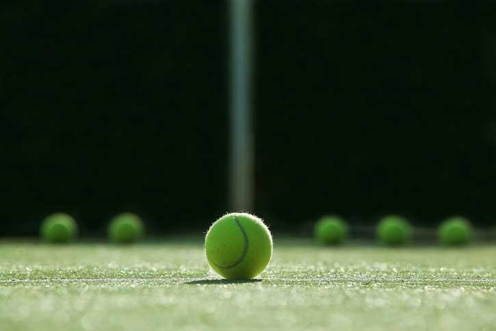 tennis support