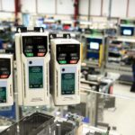 Unidrive M general purpose variable speed drives