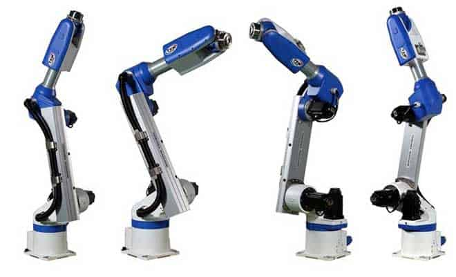 Robôs de seis eixos TVM1200