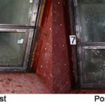 Blast resistant ventilation