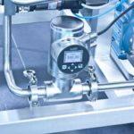 Burkert valve de contrôle hygiénique