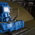 Motores elétricos para a indústria da água