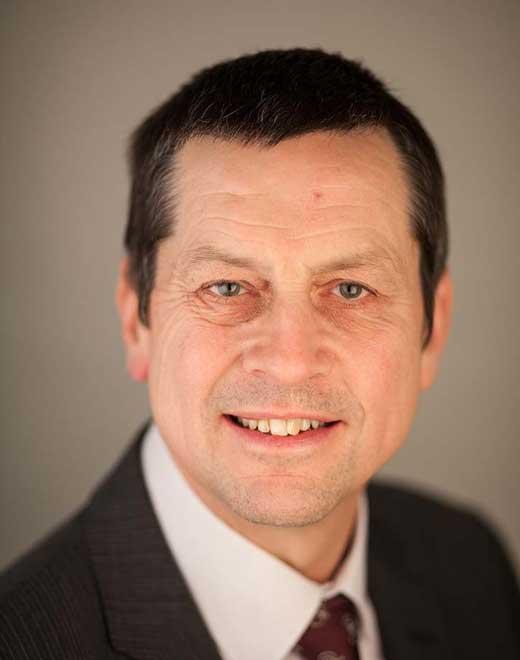 Keith Freegard