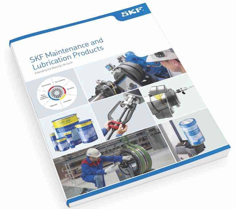 Catálogo de produtos de lubrificação de manutenção