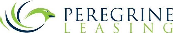 Logotipo de Peregrine Leasing